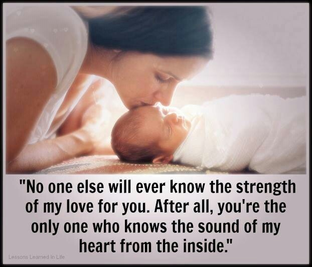 Mother Love For Child Quotes: #child #mother #love #heart #quote