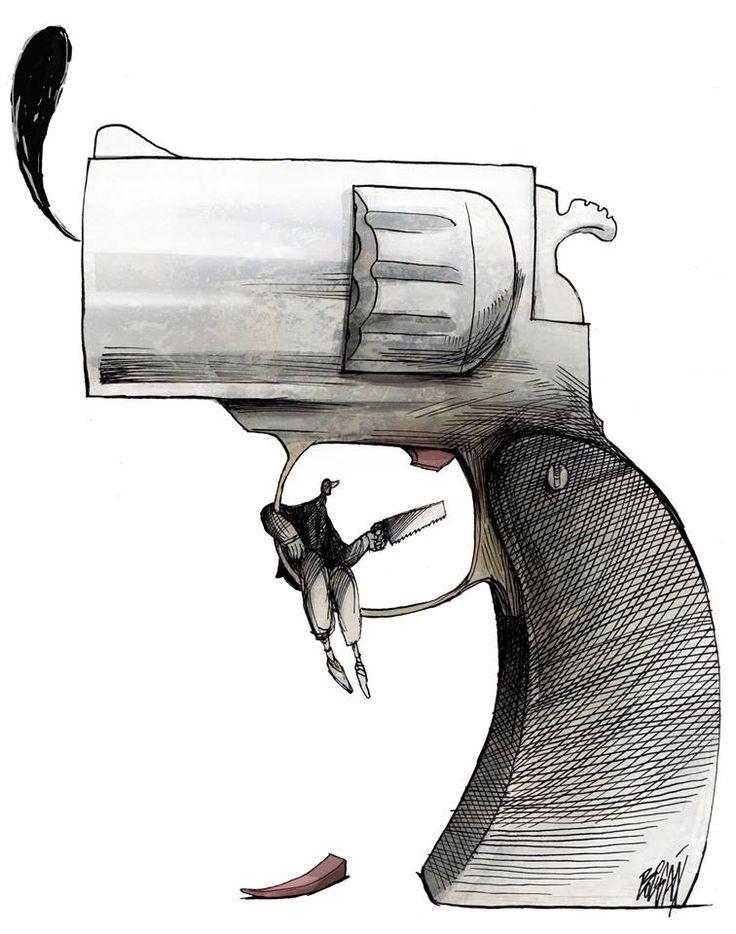 Never again, Angel Boligán Corbo, El Universal, Oct. 8, 2017.
