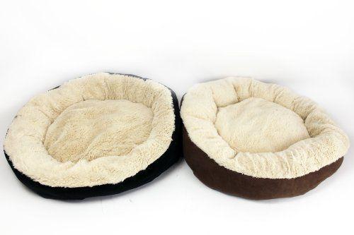 Aus der Kategorie Kissen & Decken  gibt es, zum Preis von EUR 23,95  Hunde / Katzen Bett Rund Weich Flauschig<br/>