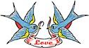 Birds Of Love Tattoo