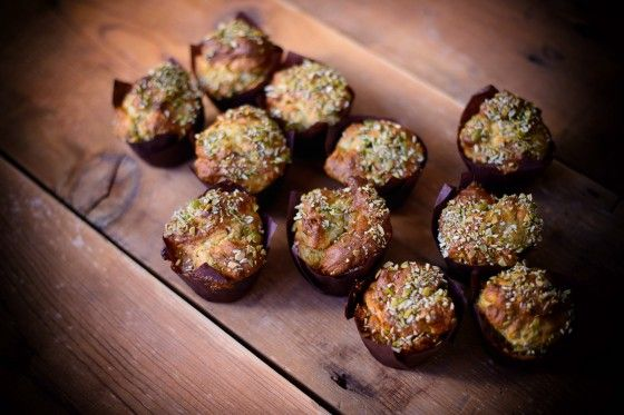 """Vegan Banana-Date Muffins From Gwyneth Paltrow's """"It's All Good"""""""
