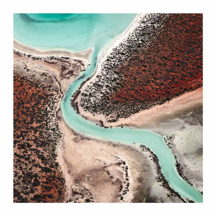 A narrow passage of crystal clear water connects a small cyan lagoon with the larger Big Lagoon of Shark Bay, an amazing region from land, water and air - although just quietly I'm loving the views from above #seeaustralia. . #sharkbay #monkeymia #justanotherdayinwa #mynikonlife #sigmamoments #australiascoralcoast #westisbest