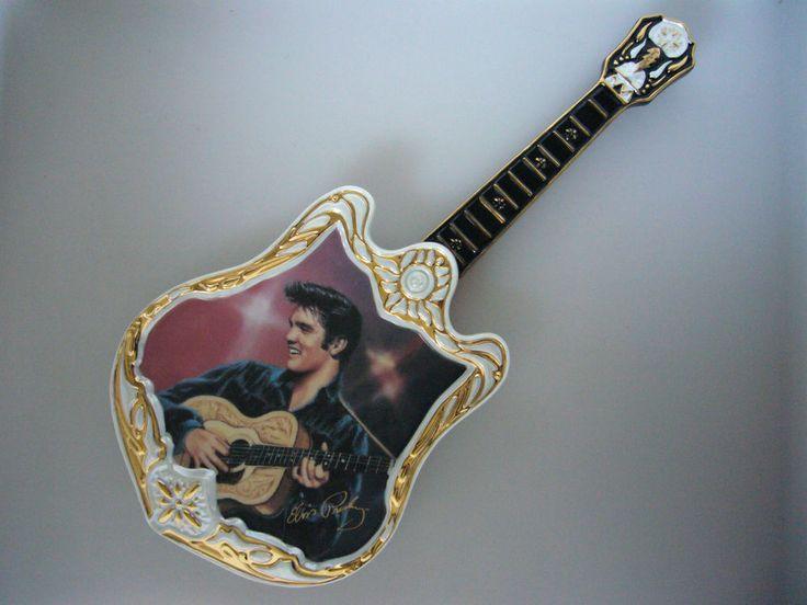 Elvis Entertainer of the Century Plate Bradford Exchange The Hometown Hero