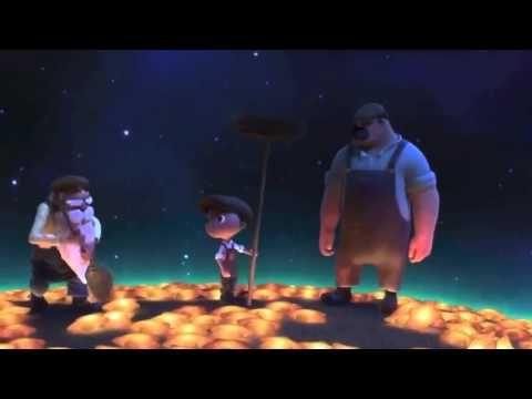 ▶ PRACHTIG!! The Moon La Luna) HD Corto de Disney Pixar - YouTube