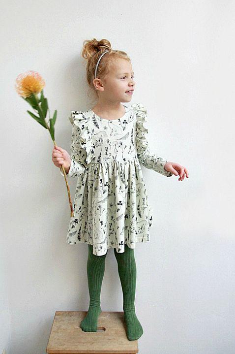 Ik ben een eeuwige ruffle lover. In mijn zoektocht naar een patroon voor een tricot jurk met ruffles vond ik niet meteen wat ik zocht dus ...