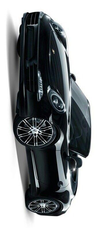 Luxury Cars  :   Illustration   Description   Porsche 911 Carrera 4 Black Edition Cabriolet $246,390 by Levon
