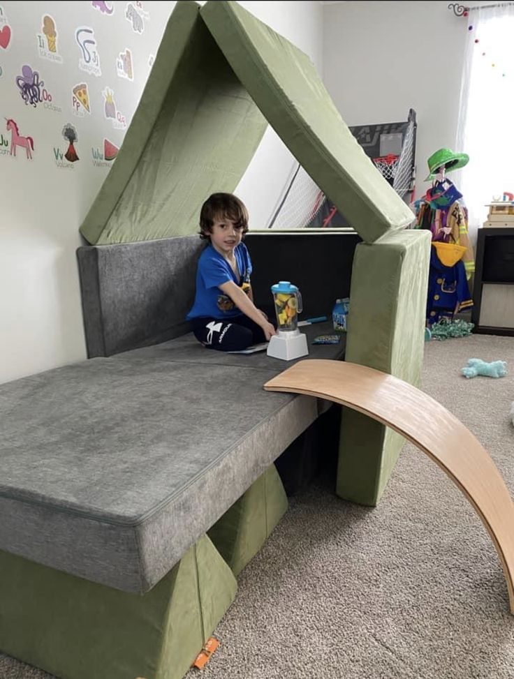Nugget couch in 2021   Kids couch, New room, Toddler rooms