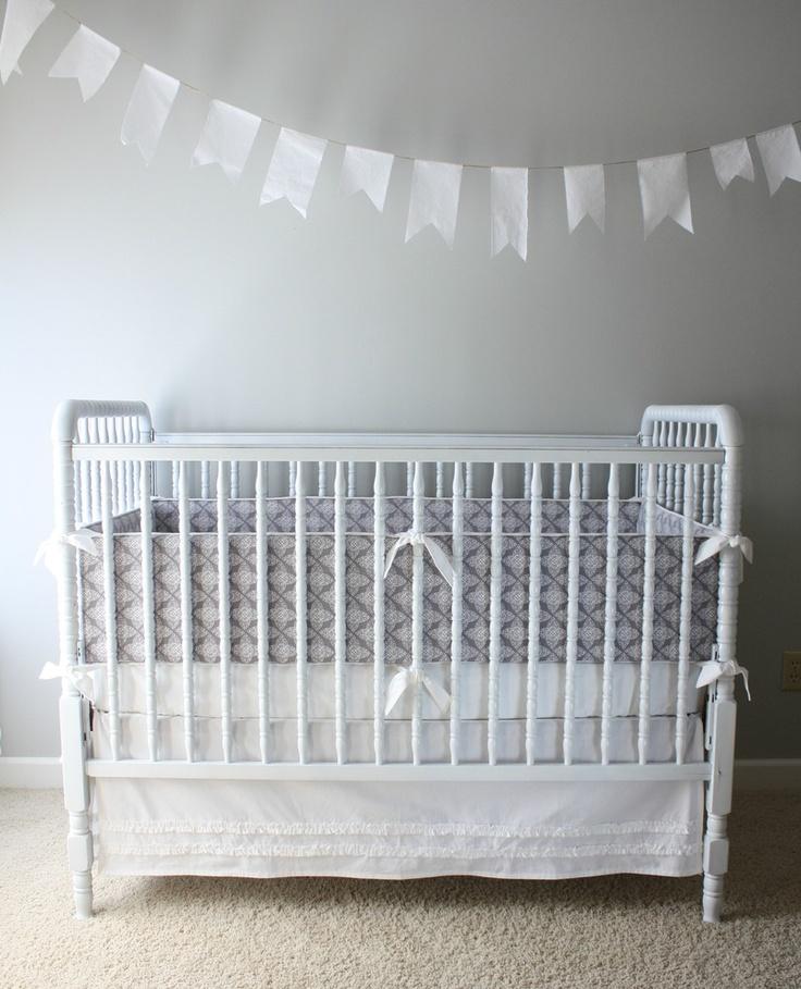 96 best Baby Girl Crib Bedding images on Pinterest | Baby crib, Baby ...