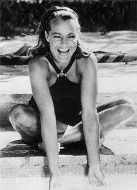 Romy Schneider in La Piscine