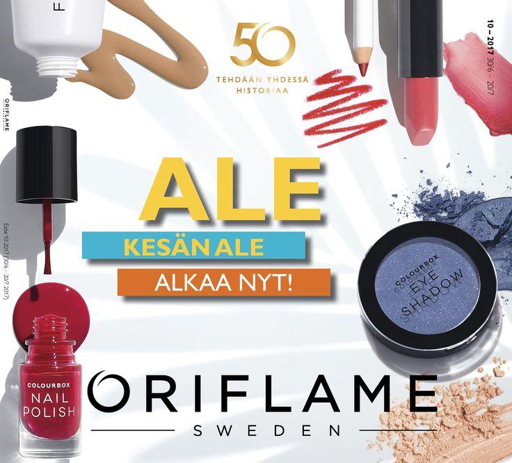 Myynnin tueksi – Omat sivut | Oriflame