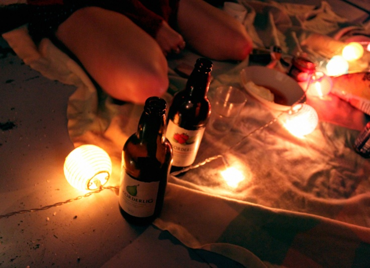 night picnic...