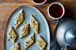 Andrea+Nguyen's+Cashew+and+Cardamom+Fudge+(Kaju+Barfi)+Recipe+on+Food52,+a+recipe+on+Food52
