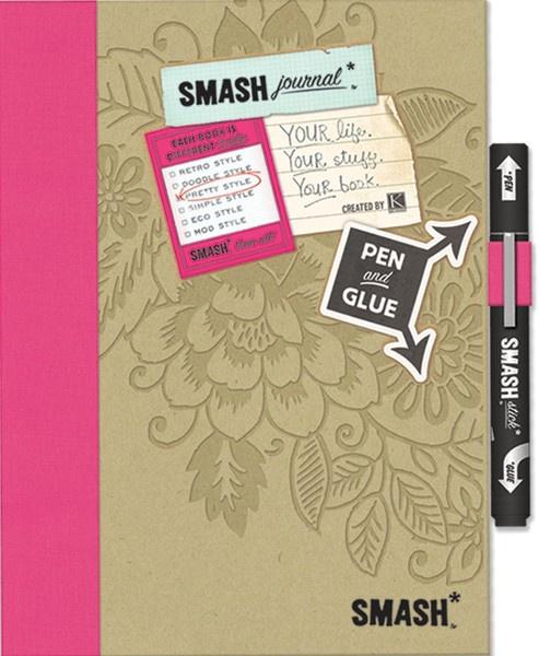 Smash Book: Pink Smash, Smash Folio, Idea, Art Crafts, Smashbook, Pretty Pink, Smash Journals, Smash Books, Smashfolio