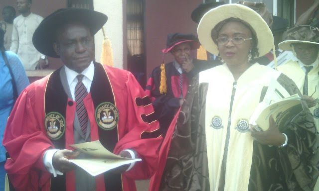 THE ROLE OF POLYTECHNIC EDUCATION IN NIGERIAS QUEST FOR ECONOMIC DIVERSIFICATION UNDER PRESIDENT MUHAMMADU BUHARI ADMINISTRATION.   Being a Keynote Matriculation Lecture at the first Matriculation/Inauguration Ceremony of Sure Foundation Polytechnic on 27th January 2017.  Presented By: Senator (Dr.) Ita Enang SSA to the President on National Assembly Matters - Senate  INTRODUCTION  The development of Polytechnic education is fundamental if Nigeria must succeed in its quest for economic…