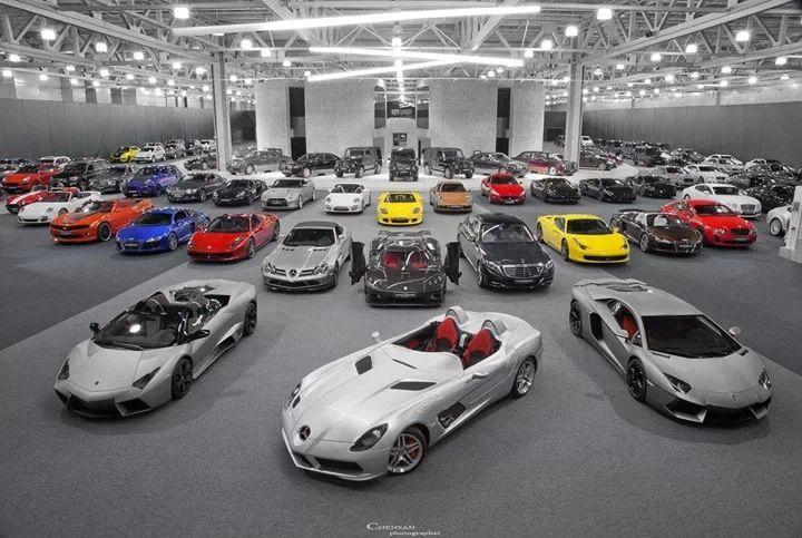 Dream Supercar Garage Cars Pinterest