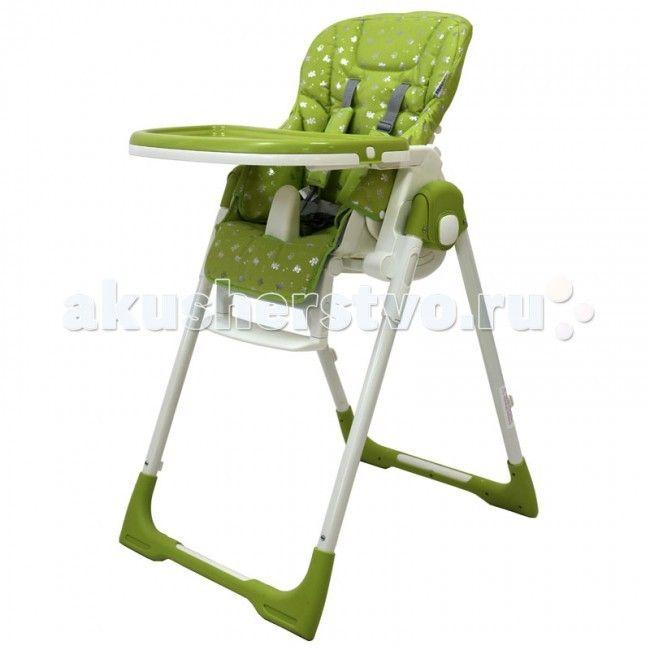 Стульчик для кормления Рант Crystal  Стульчик для кормления Рант Crystal  - удобный, многофункциональный и практичный стульчик, предназначенный для детей с 0 и до 3-х лет. Он легко трансформируется в шезлонг, поэтому его можно использовать с рождения, а в возрасте 6 месяцев малыш сможет кушать сидя в этом стульчике. Спинка сидения имеет несколько уровней наклона. От положения «лежа» до положения «сидя».   Если малыш устал и задремал во время кормления, можно легко, не разбудив его, опустить…