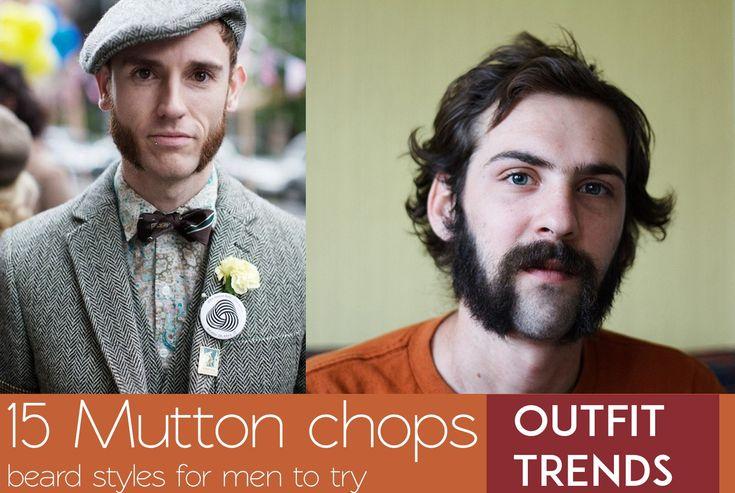Mutton Chops Beard Styles-15 Best Looks with Mutton Chop Beards