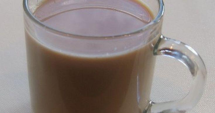 インド人の夫から伝授!  ティッパックでも簡単においしいミルクティーが作れます。