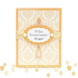 Товары для золотой свадьбы, аксессуары, атрибутика и подарки на юбилей 50-лет свадьбы #invitation #свадебнаяфотобутафория #стильнаясвадьба #таганскийзагс #идеидлясвадьбы #стиляжнаясвадьба #свадебныеперчатки #замочекжеланий #девичник #русскаясвадьба