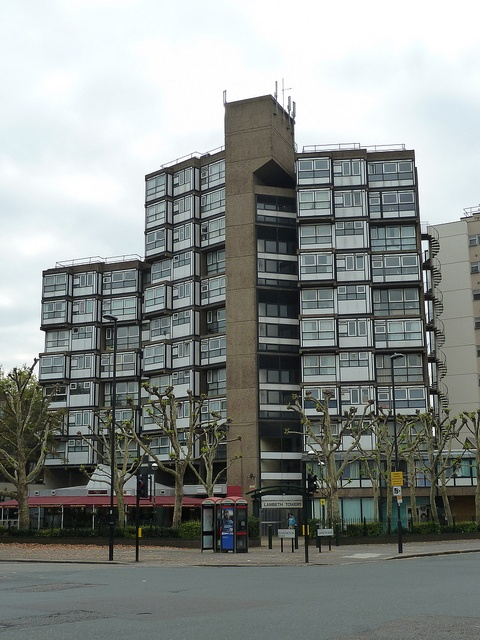 Lambeth Towers, SE11