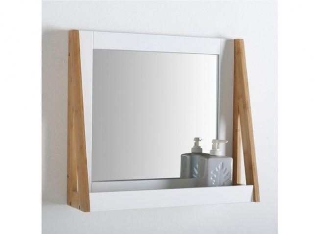 Miroir Lindus, 49cm x 44cm x15cm, La Redoute