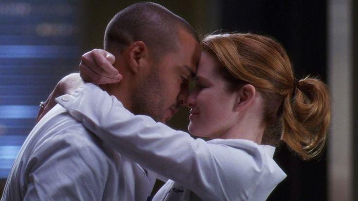 Jackson and April. I swear, if Shonda breaks them up, riots will starts.