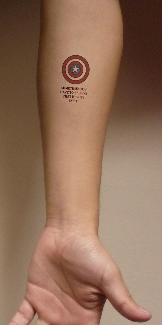 20 Super Cool Superhero tattoos! http://drinkmicro.com/