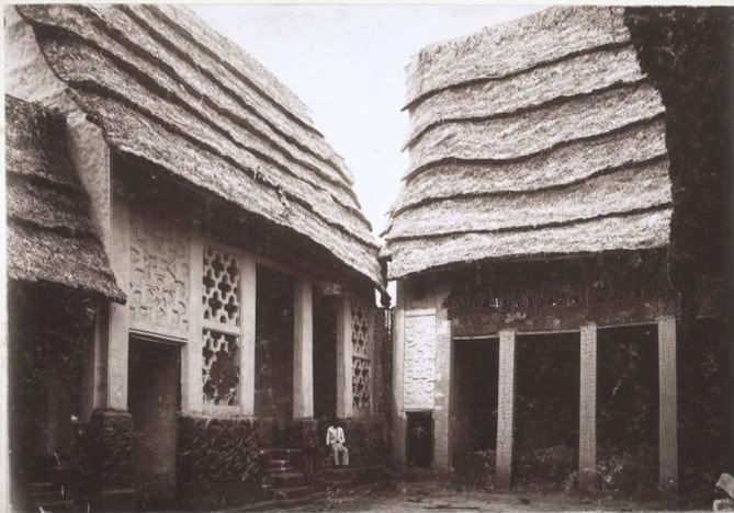 Lost cities and architecture of pre colonial africa page for Yoruba architecture