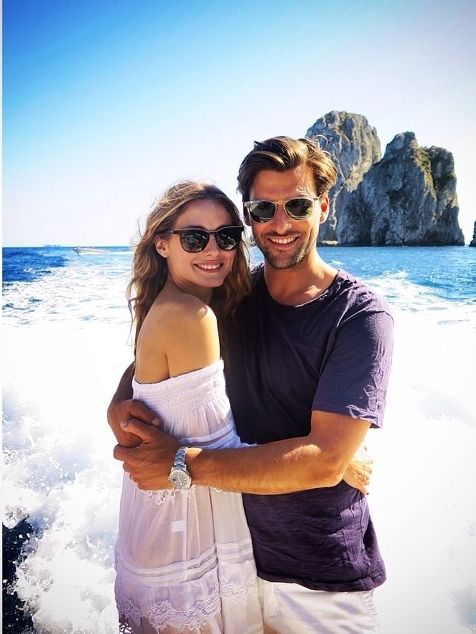 Couple with Style: Olivia Palermo and Johannes Huebl