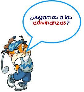 Blog de Audición y Lenguaje AzaharesRosa: ADIVINA
