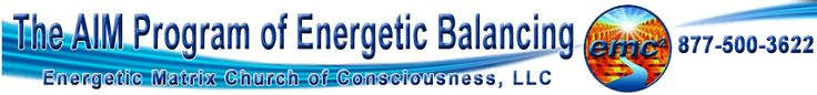 Energy Clearing Program:  Claims to cure Autism, Downs Syndrome, Hormonal, Emotional crap.  All by resolving the underlying issues of the soul (bitterness, betrayal, etc).  BTR Awakenings.  AIMPROGRAM.COM - EMC² Home Page