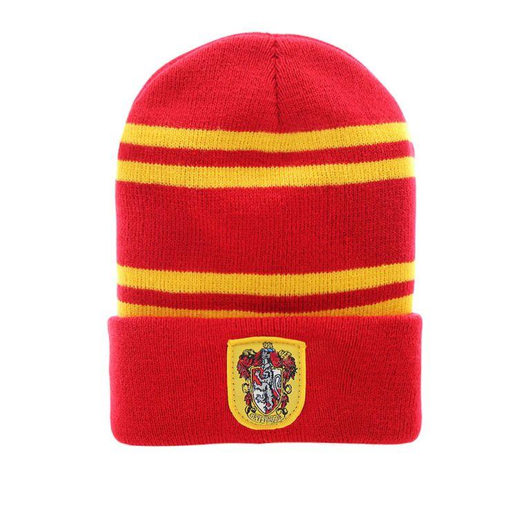 Harry Potter Beanie Gryffindor Red - Mütze