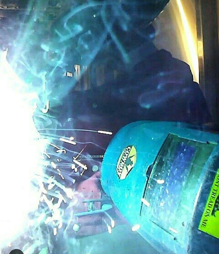 Work HARD & RODEO HARDER Great Photo by Bull Riding Welder Mariano Castro @marioc0818 https://www.instagram.com/marioc0818/ Team Cowboy Coffee Chew #WorkLifeBalance #welding #rodeo #work #job #coffee #bullriding