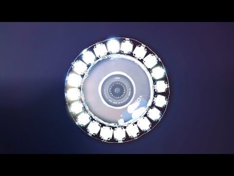 How to make an AMAZING video ring-light for just $25 - Requires a lot of saudering.
