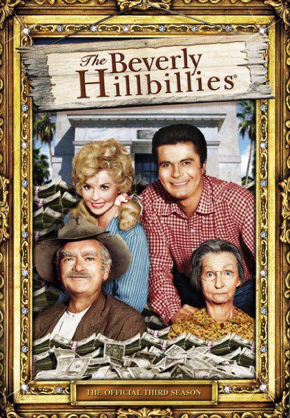"""The Beverly Hillbillies"" cast"