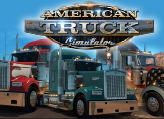 GAME: American Truck Simulator 2017 Free Download