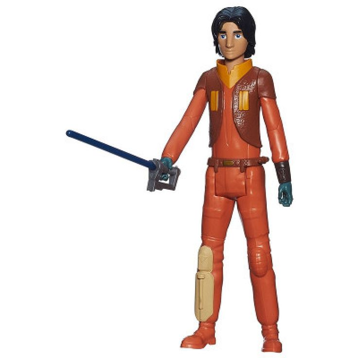 Boneco Star Wars - Ezra Bridger - Hasbro #brinquedo