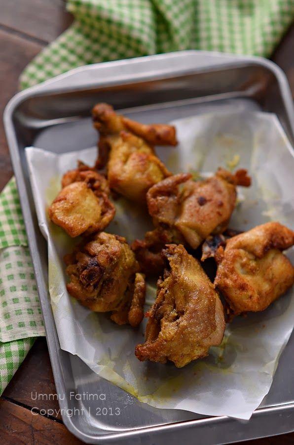 Simply Cooking and Baking...: Ayam Goreng Praktis