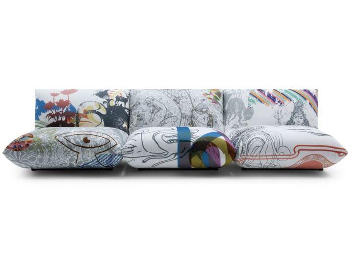 Futura's Novità sofa collection