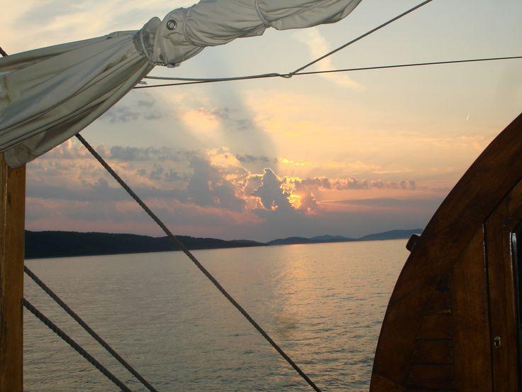 Pirate's boat
