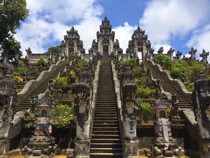 バリ倶楽部さすけのブログ: バリ島の寺院~ランプヤン寺院~