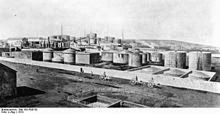 Ajit Vadakayil: April 2015/Below: Rothschild's oil refinery in Baku-1912-- WHERE JEW STALIN BECAME A WORLD HERO.              Stalin was the spitting image of  Maurice Ephrussi ( below ) , the banker son-in-law of French Baron Alphonse de Rothschild -who owned the Baku assets .