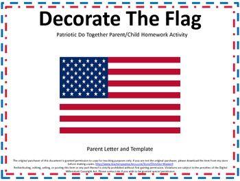 flag day school activities