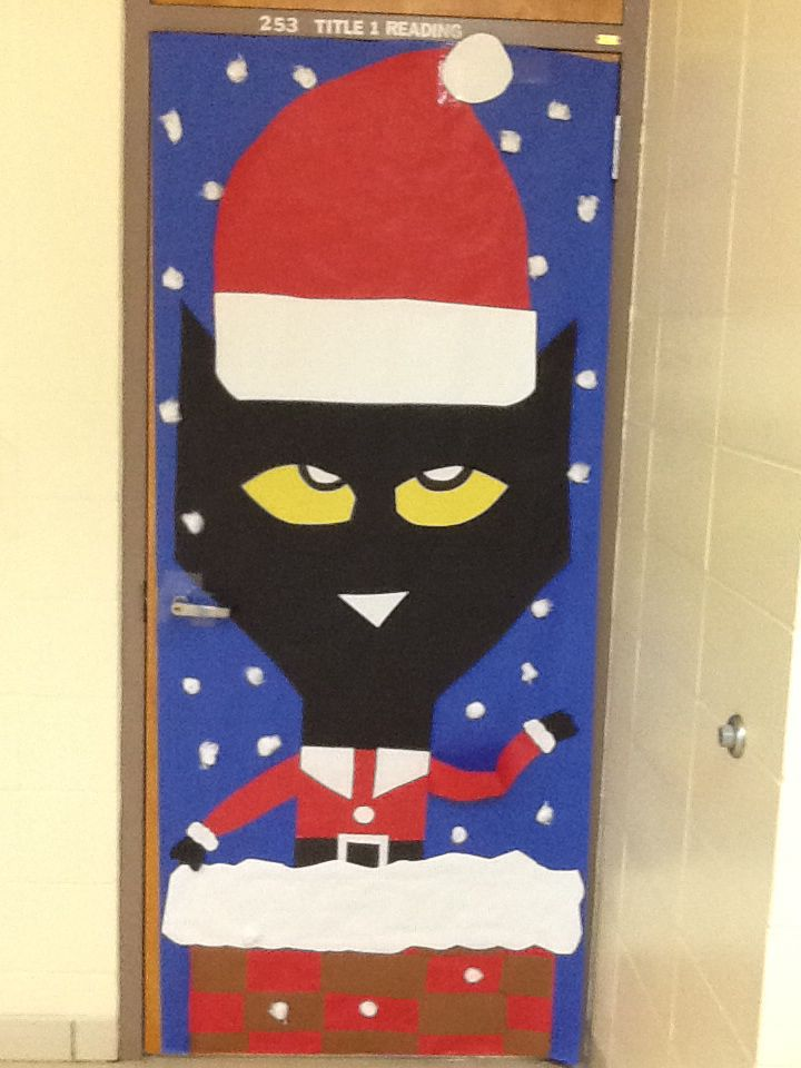 Christmas Classroom Decoration ~ The best christmas classroom door ideas on pinterest