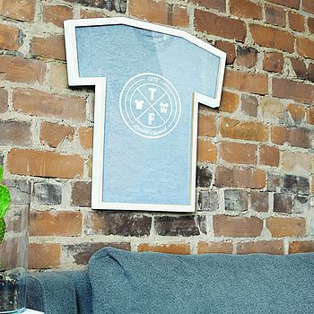 T Shirt Frame for canada jacket notonhighstreet