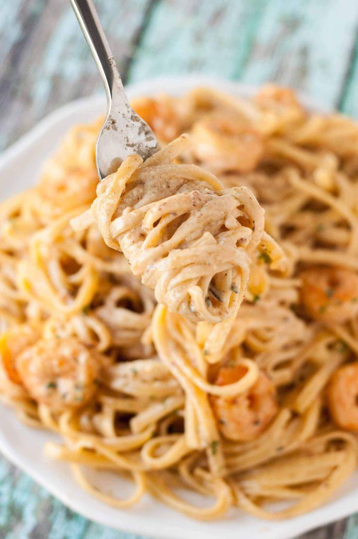 Cajun Shrimp Pasta from Crockpot Gourmet