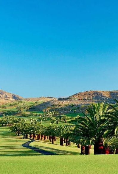 Salobre Golf Resort, Gran Canaria, Canary Islands, Spain