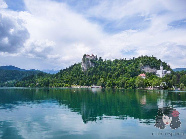 Lake Bled, Slovenia, June 2016.