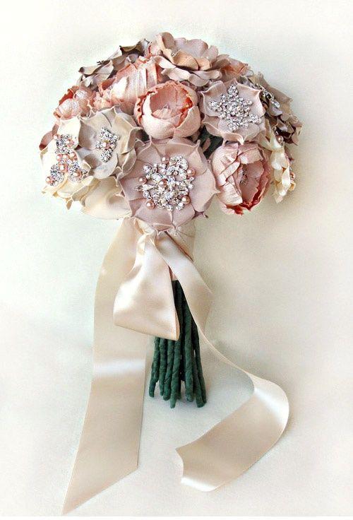 87 best Brooch Bouquet images on Pinterest | Bridal bouquets ...