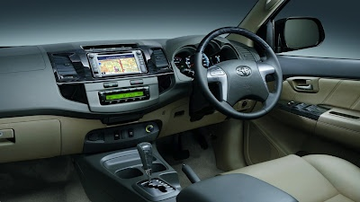 "Interior Fortune VN Turbo ""GPS, Multimedia"""